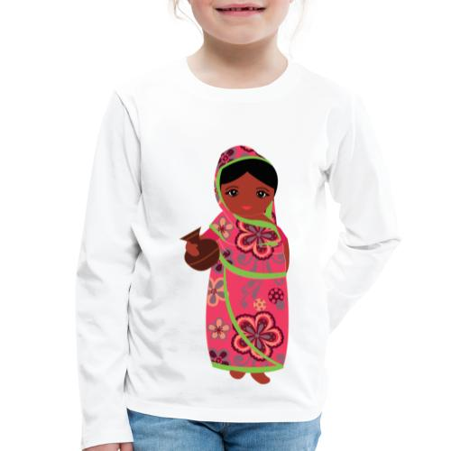 Lovedesh Art - Ira Kolshi Doll - Kids' Premium Longsleeve Shirt