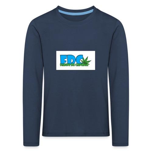 Logo_Fabini_camisetas-jpg - Camiseta de manga larga premium niño