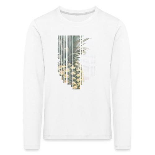 Tropic - Koszulka dziecięca Premium z długim rękawem