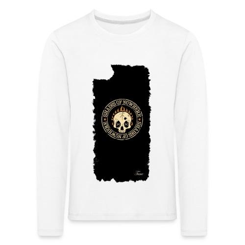 iphonekuorettume - Lasten premium pitkähihainen t-paita