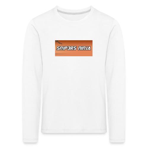 SN1P3RS STORE - Kids' Premium Longsleeve Shirt