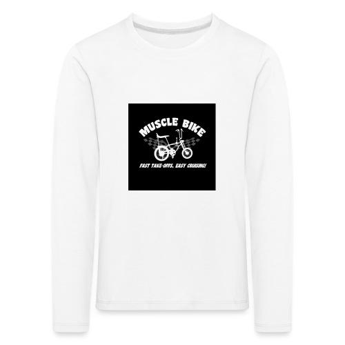 badge013 - T-shirt manches longues Premium Enfant