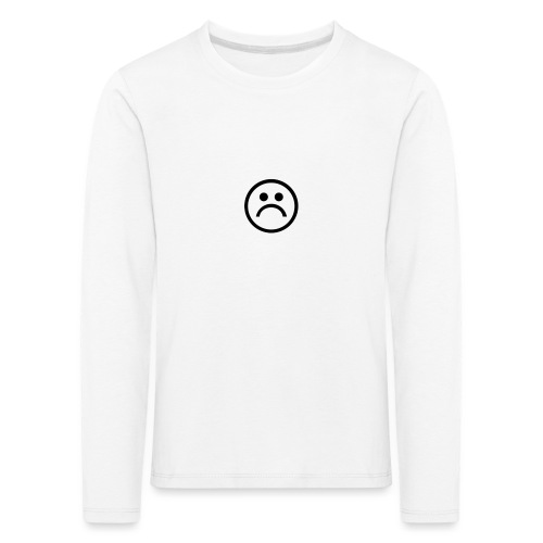 SAD BOYS - Maglietta Premium a manica lunga per bambini