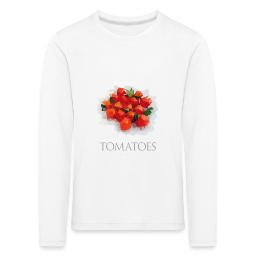 Tomatoes - T-shirt manches longues Premium Enfant