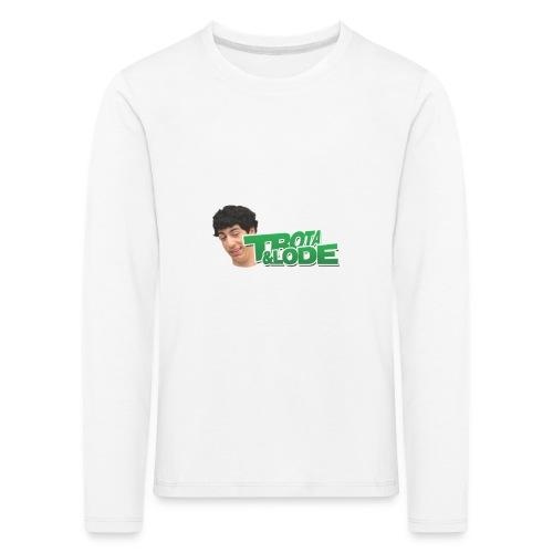 spillette - Maglietta Premium a manica lunga per bambini