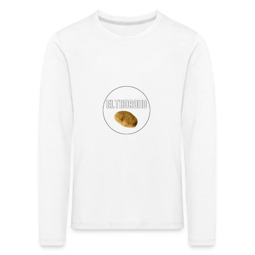 ElthoroHD trøje - Børne premium T-shirt med lange ærmer