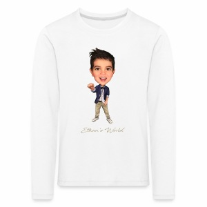 Ethan's World - Kids' Premium Longsleeve Shirt