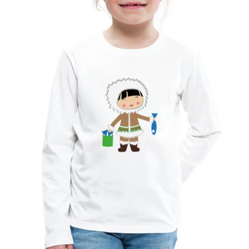 Happy Meitlis - Alaska - Kinder Premium Langarmshirt
