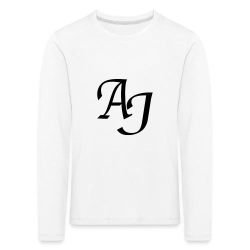 AJ Mouse Mat - Kids' Premium Longsleeve Shirt