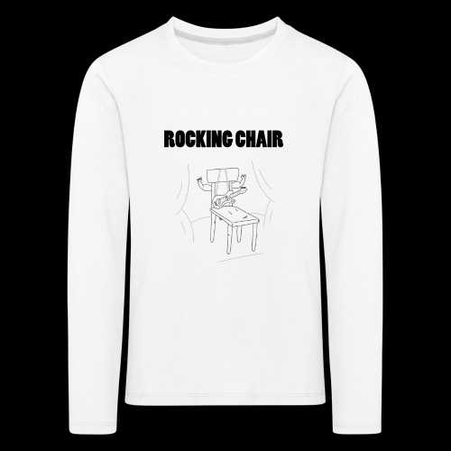 Rocking Chair - Kids' Premium Longsleeve Shirt