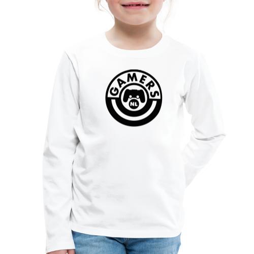 GAMERS NL - Kinderen Premium shirt met lange mouwen