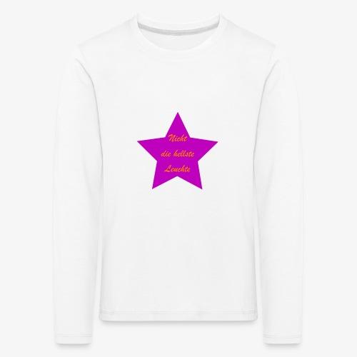 Leuchte - Kinder Premium Langarmshirt