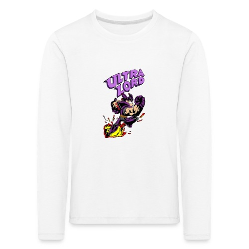 Sheen s Ultra Lord - Lasten premium pitkähihainen t-paita