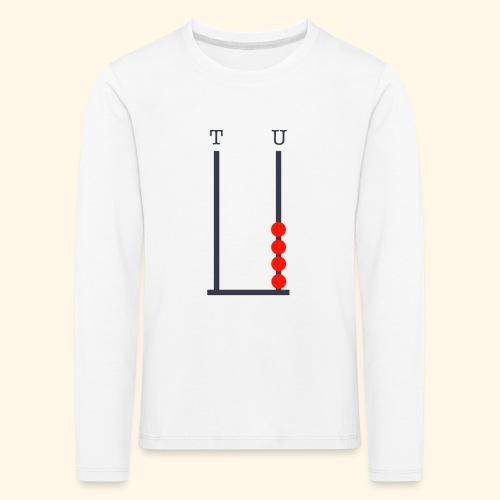 I am 4 - Kids' Premium Longsleeve Shirt
