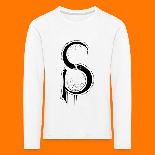ASCP-sign-black transp - Kids' Premium Longsleeve Shirt