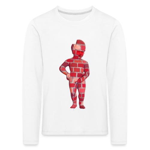 BRiCO ♀♂ | mannekenpis - T-shirt manches longues Premium Enfant