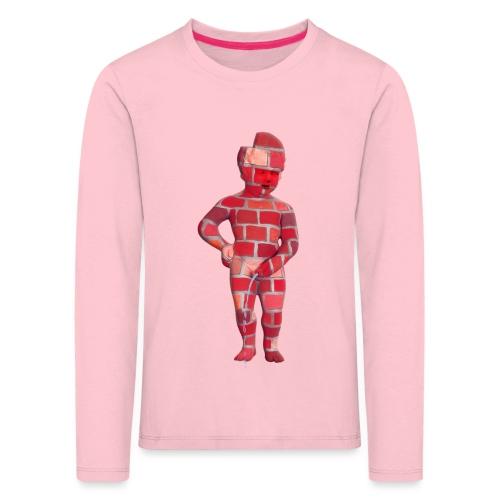 BRiCO ♀♂   mannekenpis - T-shirt manches longues Premium Enfant