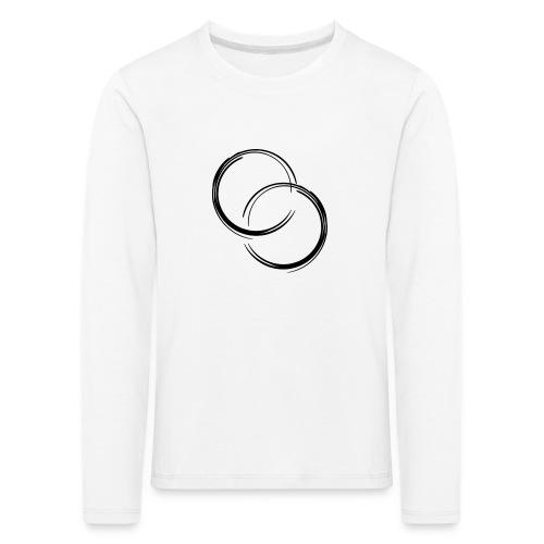 Odiek11 Merch Logo - Kids' Premium Longsleeve Shirt