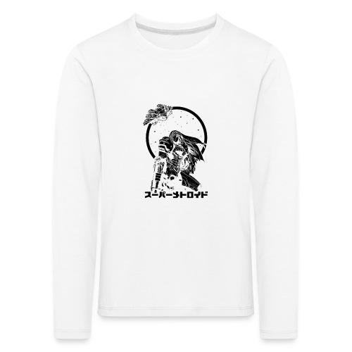 Interstellar Bounty Hunter - Lasten premium pitkähihainen t-paita