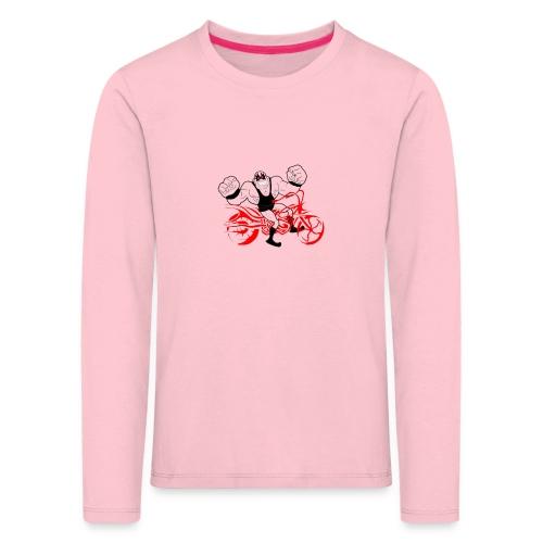 wsa bike - Kinder Premium Langarmshirt