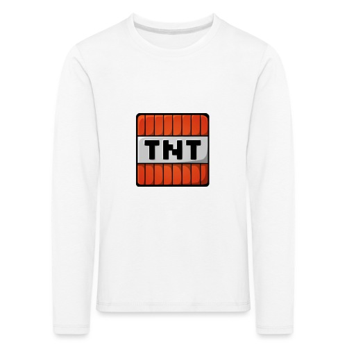 TNT - Kinder Premium Langarmshirt