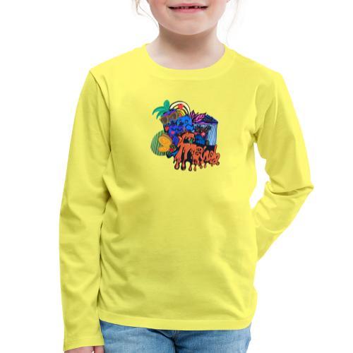 Freinds - Børne premium T-shirt med lange ærmer
