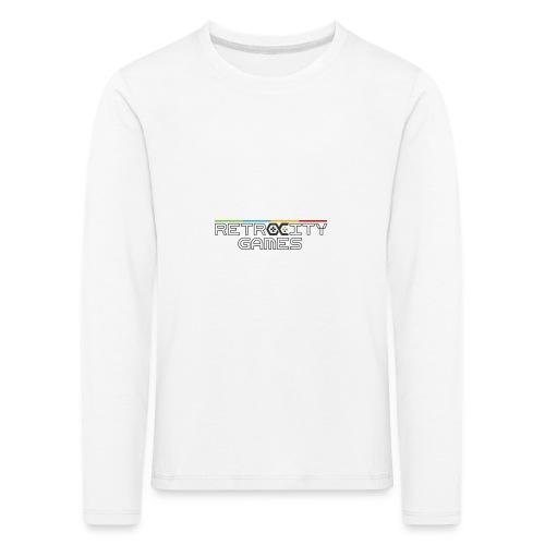 tasse officielle - T-shirt manches longues Premium Enfant