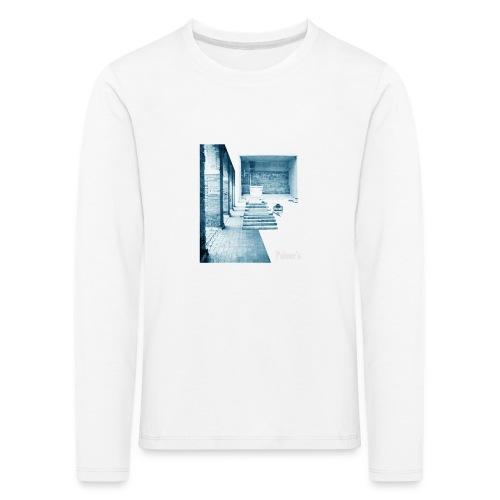 Antique - Camiseta de manga larga premium niño