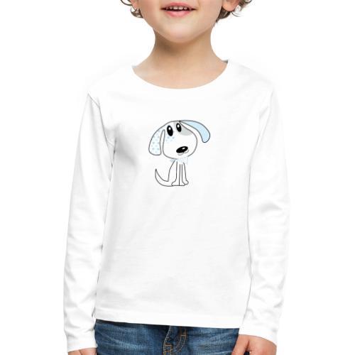 Doggie Boy | Zensitivity - Kinderen Premium shirt met lange mouwen