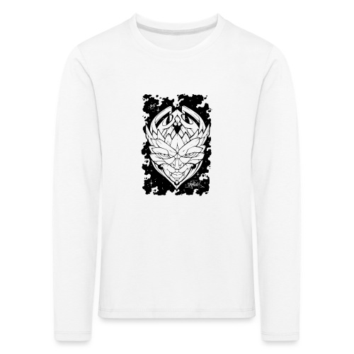 Galactic Stranger - Comics Design - T-shirt manches longues Premium Enfant