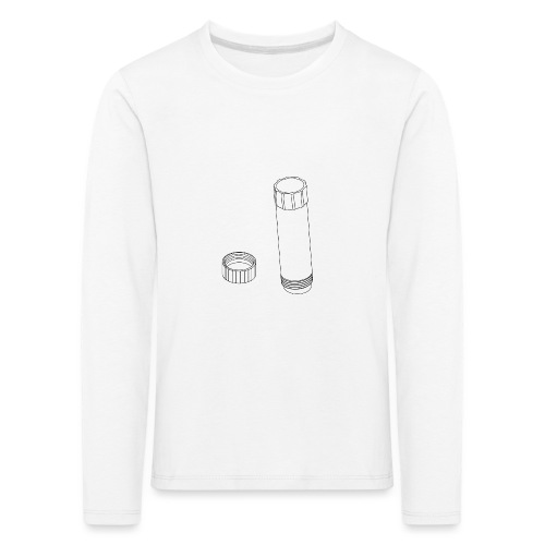 Gluestick (no text). - Kids' Premium Longsleeve Shirt