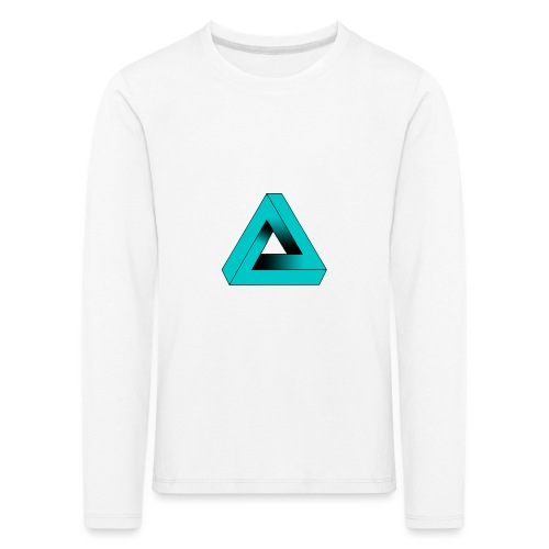 Impossible Triangle - Kids' Premium Longsleeve Shirt