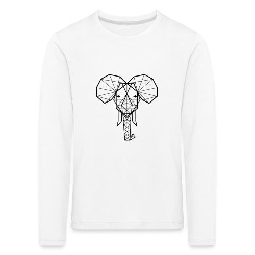 GEONORSU - Lasten premium pitkähihainen t-paita