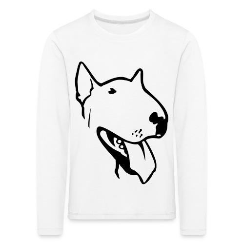 bull terrier2 - Kids' Premium Longsleeve Shirt