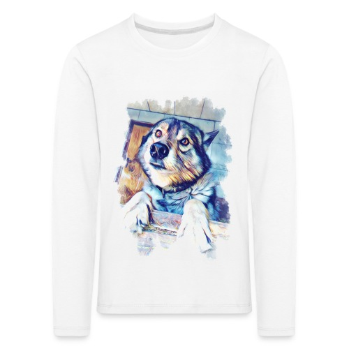 Rocky - Kinder Premium Langarmshirt