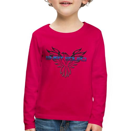 Shirt Squad Logo - Kids' Premium Longsleeve Shirt
