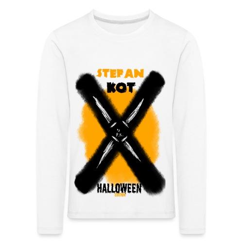 HALLOWEEN Edition - Koszulka dziecięca Premium z długim rękawem