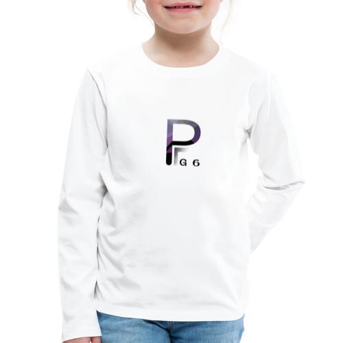 Pailygames6 - Kinder Premium Langarmshirt