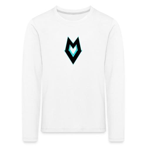 MV-Blue - Kids' Premium Longsleeve Shirt