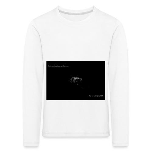 Lost Ma Heart - Kids' Premium Longsleeve Shirt