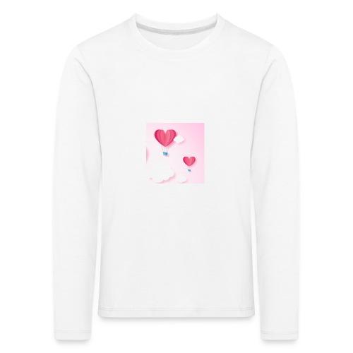 mongolfières - T-shirt manches longues Premium Enfant