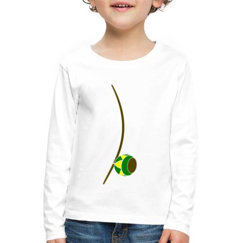 Berimbau - Kids' Premium Longsleeve Shirt