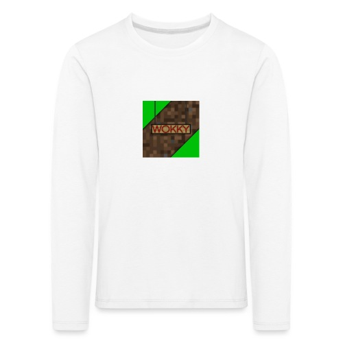 Wokky T Shirt - Långärmad premium-T-shirt barn