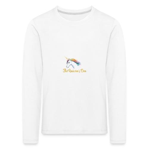 unicorn - Kids' Premium Longsleeve Shirt