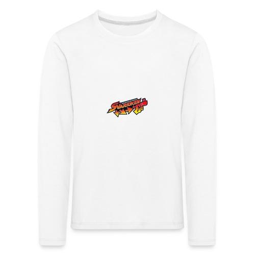 Spilla Svarioken. - Maglietta Premium a manica lunga per bambini