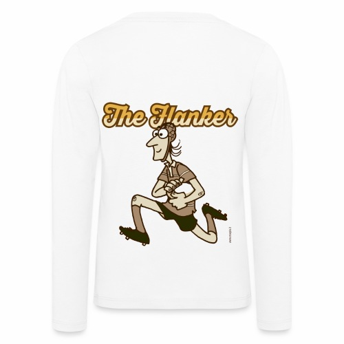 Flanker_Marplo_mug.png - Maglietta Premium a manica lunga per bambini