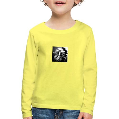 piniaindiana - Kinder Premium Langarmshirt