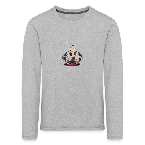 humungus - Kinder Premium Langarmshirt