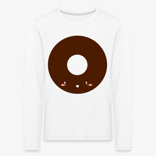 Happy Doughnut - Kids' Premium Longsleeve Shirt