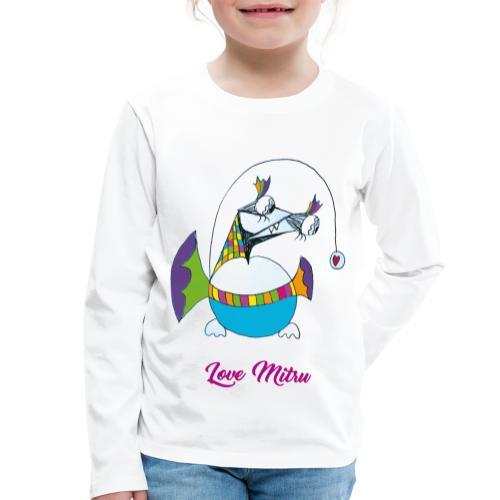 Love Mitru - T-shirt manches longues Premium Enfant